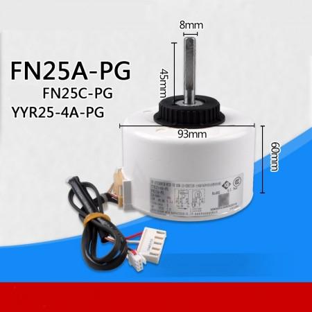 GREE , DAIKIN YYR25-4A-PG Indoor Fan Motor