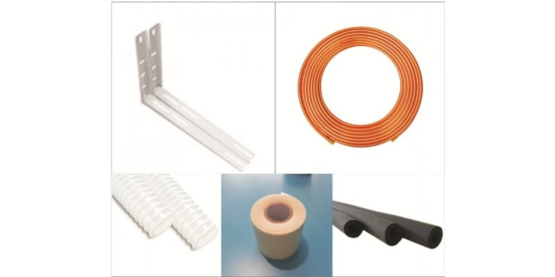 Air conditioning installation kit 6/10 - 3 meters