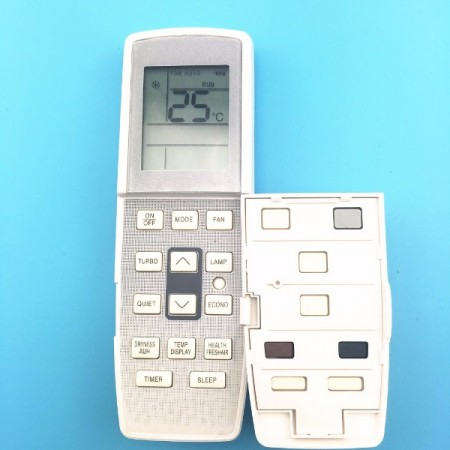 Remote control for air conditioners Gree