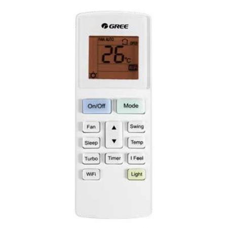Дистанционно за климатик Gree BORA