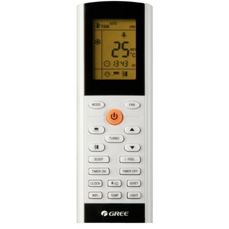 Дистанционно за климатик Gree FAIRY,  с бутон WiFi