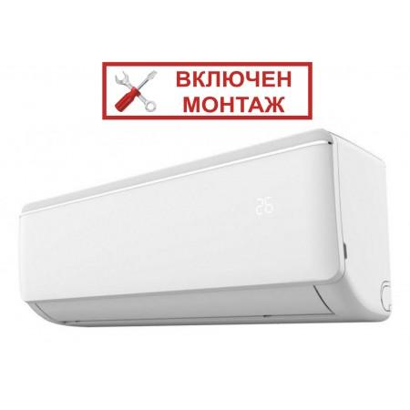 Инверторен климатик ARIELLI ASW-H12A4/FFR1DI-EU, 12000 BTU