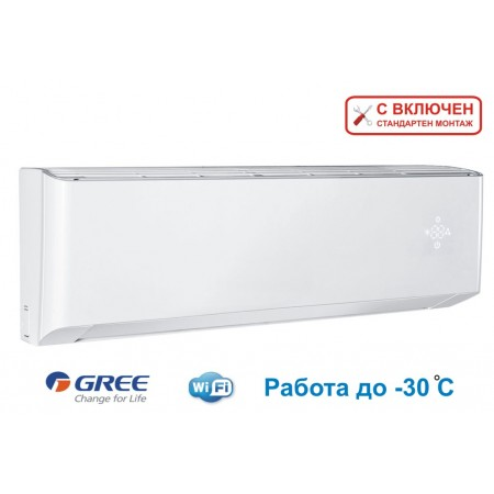 Инверторен климатик Gree AMBER GWH12YD-S6DBA1, 12000 BTU