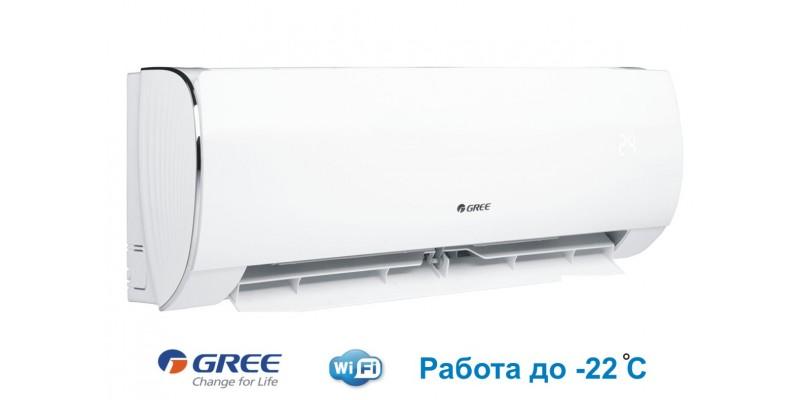 Инверторен климатик Gree FAIRY GWH12ACC-K6DNA1D-I  WiFi, 12000 BTU