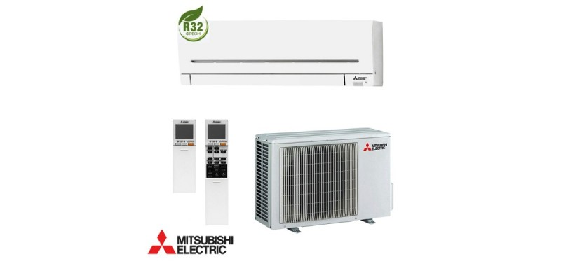 Inverter air conditioner Mitsubishi Electric MSZ-AP35VG / MUZ-AP35VG, 12000 BTU