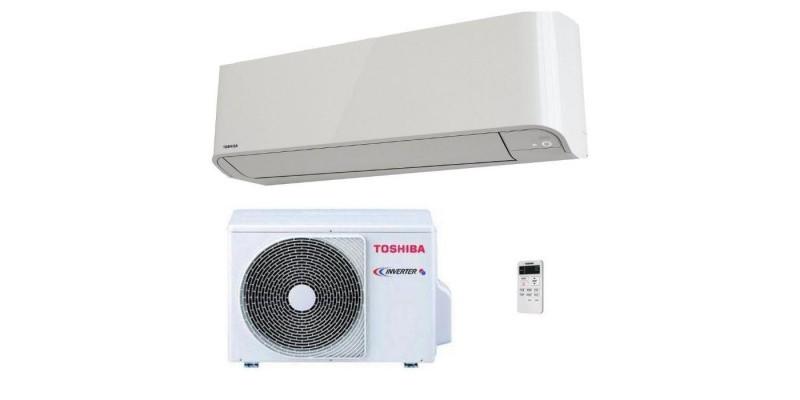 Air conditioner Toshiba Mirai RAS-13BKVG-E / RAS-13BAVG-E, 13000 BTU