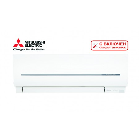 Инверторен климатик Mitsubishi Electric MSZ-SF25VE / MUZ-SF25VE, 9000 BTU