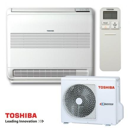Air conditioner  Toshiba Bi-flow RAS-B13U2FVG-E1 / RAS-13PAVSG-E