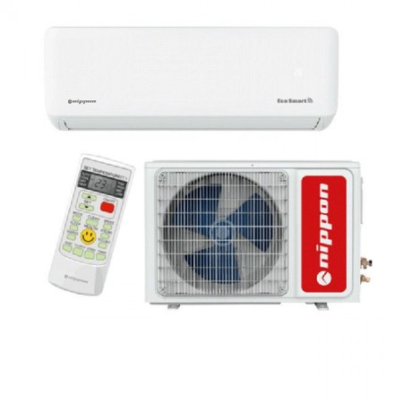 Инверторен климатик Nippon KFR 12DC ECO SMART WiFi, 12000 BTU