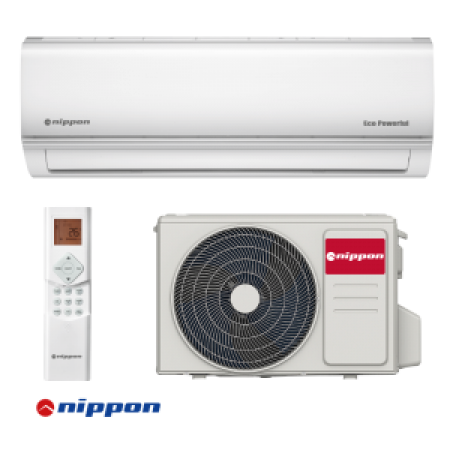 Инверторен климатик Nippon KFR 12DCA ECO POWERFUL, 12000 BTU