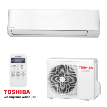 Air conditioner Toshiba Seiya RAS-B18J2KVG-E / RAS-18J2AVG-E, 18000 BTU